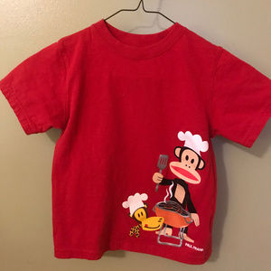 Cool Paul Frank T-Shirt for a Toddler